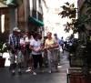 Siracusa-  Gli accompagnatori turistici non sono equiparati alle guide. Lo ha deciso il Cga di Palermo.