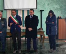 Palazzolo Acreide – Il Prefetto Castaldo visita il Comune del sindaco Scibetta.