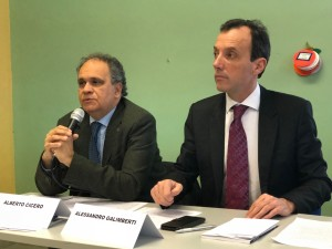 Alberto Cicero e Alessandro Galimberti