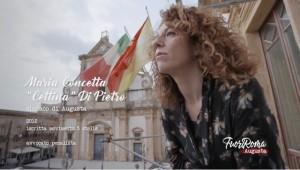 La sindaca Di Pietro a Fuori Roma