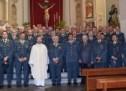 Siracusa- Precetto Paquale della Gdf a Santa Lucia del Sepolcro