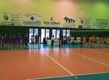 Messina Volley  espugnata dall'Holimpia Siracusa