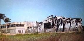 Pachino – Un rogo distrugge azienda agricola dei fratelli Fortunato in contrada Pianetti. Solidale il sindaco Bruno.