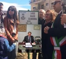 Siracusa – Rotatoria tra viale Tica e Polibio intitolata al medico Biagio Scandurra.