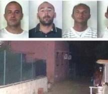 Siracusa- Prosegue l'Operazione Bronx con 4 latitanti arrestati in casolare di campagna di Canicattini B.
