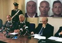 """Catania- Ecco come Gennuso otteneva i voti: Arrestati anche due """"procacciatori"""". Rosolini- Marocchino tenta furto ma viene arrestato. Siracusa – Controlli sui posteggiatori abusivi."""