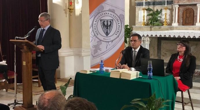 Augusta – Pino Carrabino smentisce la corsa a sindaco, ma la sua Società di Storia ha già 240 soci e l'appoggio di Esso e Bapr. L'ambasciatore Unesco di Malta fra i sostenitori