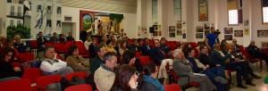 La sala dell'evento formativo