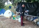 Cassibile – Carabinieri contro il caporalato scoprono attendamento  di immigrati