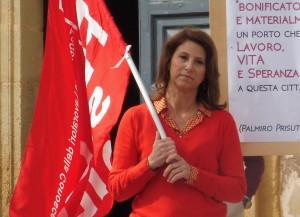 Lorena Crisci segretaria
