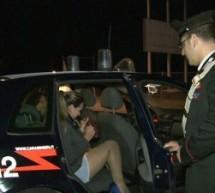 Siracusa – Carabinieri contrastano in mezza provincia la prostituzione sulla pubblica via.
