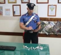 Rosolini – Carabinieri arrestano marito e moglie  che detenevano 40 dosi di eroina. Solarino: Ordine esecuzione pena per un siracusano.