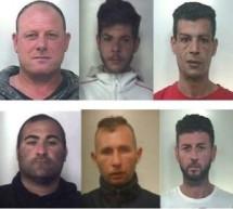 Siracusa e provincia: operazione del carabinieri cion 6 arresti. Sortino – 15 anni dopo celebrata la caduta dell'elicottero e dei 3 carabinieri dell'equipaggio scomparsi