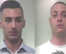 Lentini – Arrestati due rapinatori di marcket e tabaccherie. Floridia – Arrestato per pedopornografia. Siracusa- Arrestato per espiare 6 mesi.