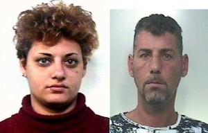 Loredana Cannata e Antonio Nigito