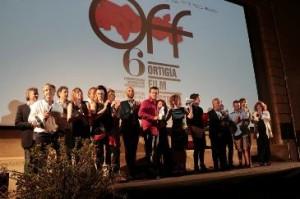 Una  premiazione del OFF