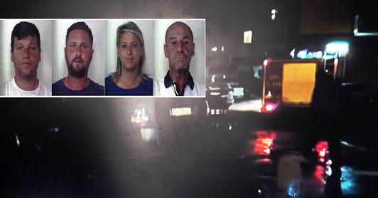 Siracusa – Arrestati gli autori dell'incendio ai danni del sindaco Garozzo: irriducibili posteggiatori abusivi. Noto- Rubano la borsetta ad una turista e i carabinieri li denunciano.