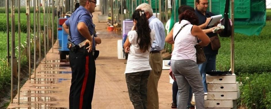 Siracusa: I carabinieri del N.I.L. denunciano 4 imprenditori, sanzioni e ammende  per 75 mila euro e sospendono 4 attività per lavoro nero; Rosolini, tenta di opporsi ad un controllo antidroga: I Carabinieri lo arrestano