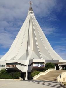il Santuario della Madonna delle Lacrime