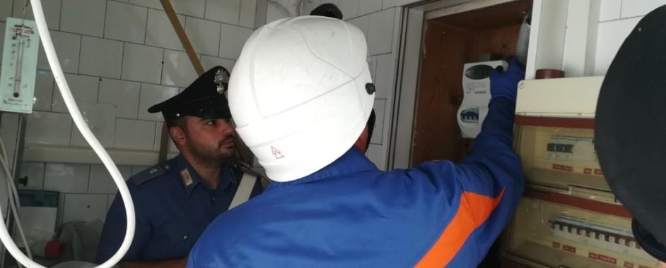 Noto.Furto di energia elettrica:i Carabinieri arrestano 33 enne; Siracusa.Altro furto di energia elettrica:Arrestato un 50enne;Priolo:Ordine di  carcerazione nei confronti di un 32 enne