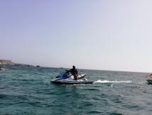 Siracusa:La Polizia effettua un soccorso in mare nei pressi del Porto Piccolo