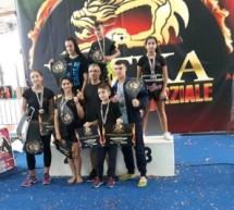 Canicattini Bagni: Tre giovani atleti convocati nella Nazionale Italiana di Kick Boxing