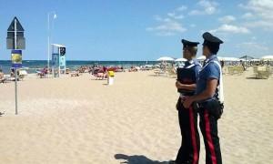 spiaggia-carabinieri