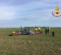 Venezia – Mini aereo si schianta: 2 vittime.