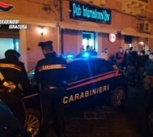Lentini e Carlentini – Controlli dei Carabinieri soprattutto in zona 167