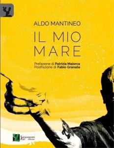"""La copertina del libro di Aldo Mantineo """"Il mio Mare"""""""