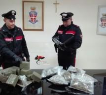 Siracusa – Badante usava casa dell'anziano come deposito di droga:Arrestato