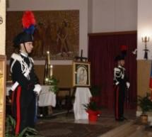 """Siracusa – Celebrata oggi la """"Virgo Fidelis"""",patrona dell'Arma dei Carabinieri"""