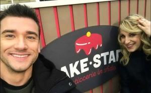 Damiano carrara e Katia Follesa  - conduttori di Cake Star