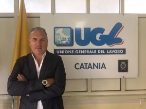 segretario generale UGL (CT) Giovanni Musumeci